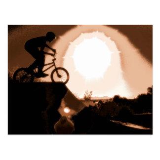WillieBMX de Warme Aarde Briefkaart