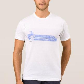 Wilt u een ruimteschip bouwen? T-shirt