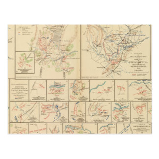 Winchester, de Looppas van de Ceder, de Republiek Briefkaart