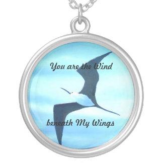 Wind onder Mijn Ketting van Vleugels