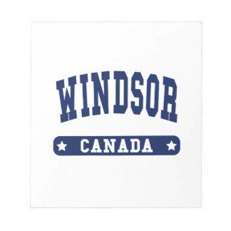Windsor Notitieblok