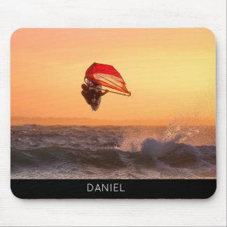 Windsurfing bij de Gepersonaliseerde Douane van de Muismatten