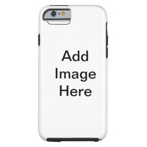 WINKEL EXCLUSIEVE ÉÉN VAN VRIENDELIJKE TOUGH iPhone 6 HOESJE