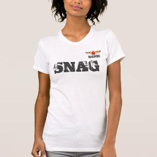 Winkelhaak-student ZeeVliegenier Groupy T Shirt