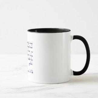 Winnie de Mok van de Koffie van het Citaat Pooh