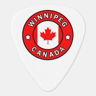 Winnipeg Canada Plectrum