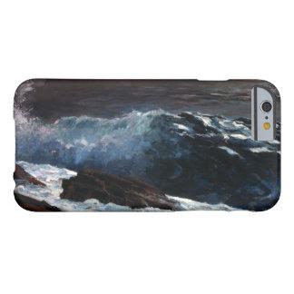 Winslow Homer - Zonlicht op de Kust Barely There iPhone 6 Hoesje