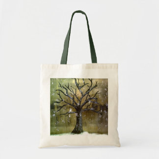 Wintertree Hangbag Canvas Tassen