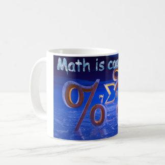 Wiskunde Koffiemok