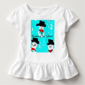 Wit Bodysuit van Jersey van het Baby van het man