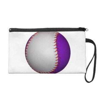 Wit en Paars Honkbal/Softball