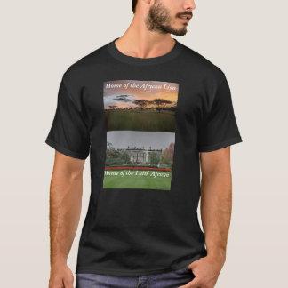 wit-huis, Serengeti, Sunset_Mbalageti, Huis o… T Shirt