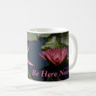 Wit Lotus Waterlilies Koffiemok
