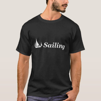 Wit SAILNG T Shirt