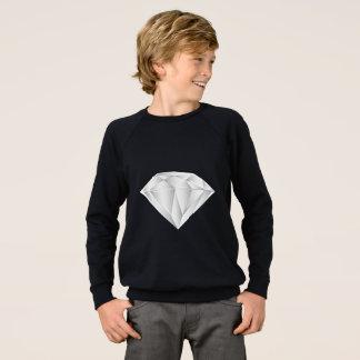 Witte Diamant voor mijn liefje Trui