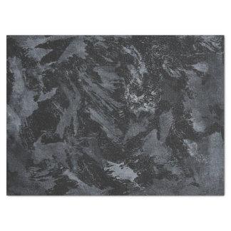 Witte Inkt op Zwarte #2 Tissuepapier