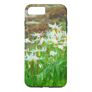 Witte Lelie Fawn iPhone 7 Plus Hoesje