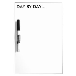 WITTE RAAD DRY ERASE WHITEBOARD