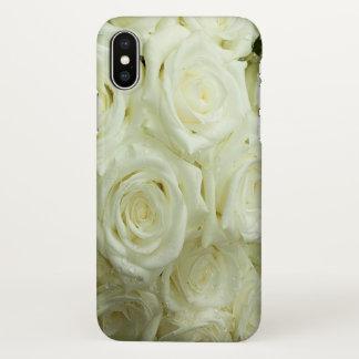 Witte Rozen iPhoneX