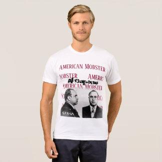 Witte T-shirt van het Bendelid van Al Capone de