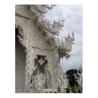 Witte Tempel Briefkaart