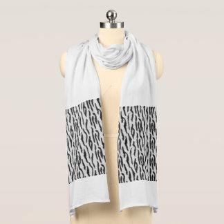 Witte Tijger Sjaal