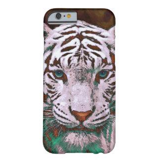 witte tijgeriPhone 6 hoesje