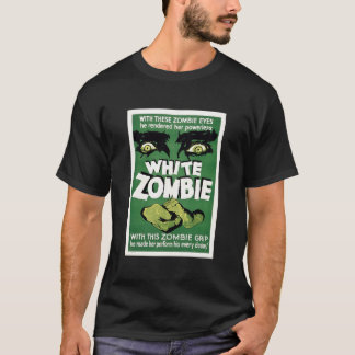 Witte Zombie T Shirt