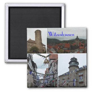 Witzenhausen, Witzenhausen Vierkante Magneet