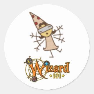 Wizard101 de Stickers van de Krabbel van het Saldo