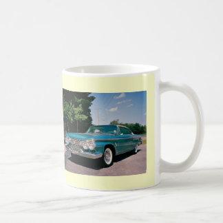 Woede '61 van Plymouth Koffiemok