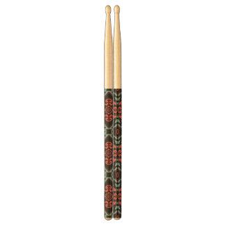 Woest Hart Stammen Drumstokkies 0