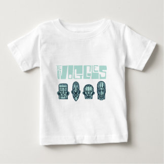 wogglestiki3000 baby t shirts