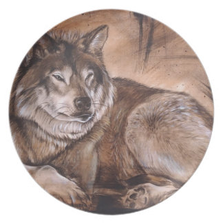 Wolf Melamine+bord