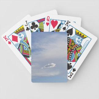 Wolk en Wolk Poker Kaarten