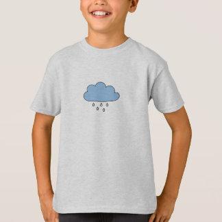 """Wolk """"zo net zoals regen """" t shirt"""