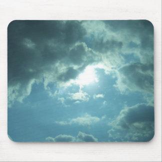 Wolken - het stootkussen van de Muis Muismatten