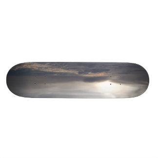 Wolken Skateboard