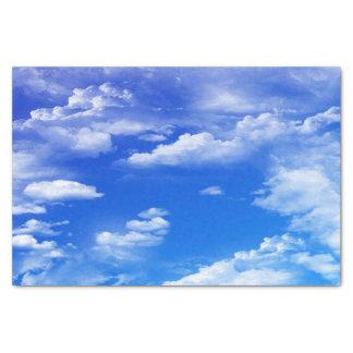 Wolken Tissuepapier