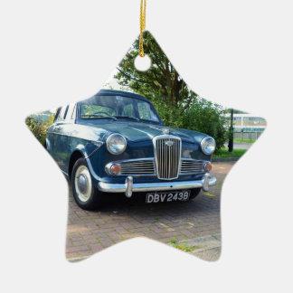 Wolseley 1500 keramisch ster ornament