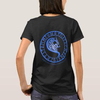 Wolven van het Holle Blauwe overhemd van de T Shirt