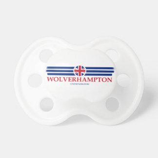 Wolverhampton Baby Speentje
