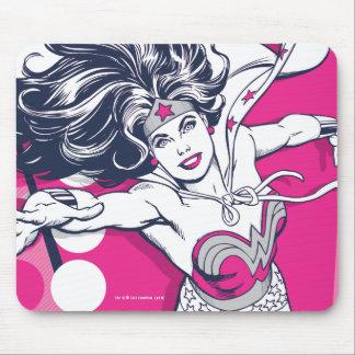 Wonder Art. van het Karakter Glam van de Vrouw Muismatten