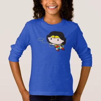Wonder Chibi Vrouw met twee kanten T Shirt