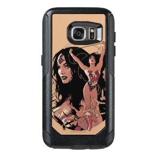 Wonder de Grappige Dekking van de Vrouw #150: OtterBox Samsung Galaxy S7 Hoesje