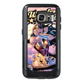 Wonder de Grappige Dekking van de Vrouw #1 OtterBox Samsung Galaxy S7 Hoesje