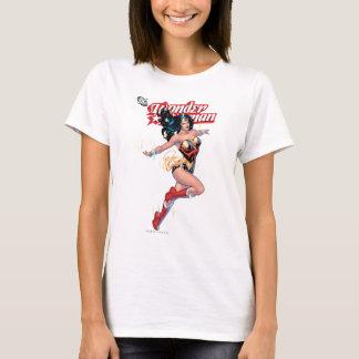 Wonder de Grappige Dekking van de Vrouw T Shirt