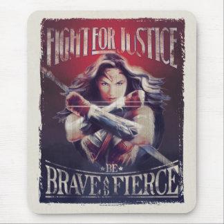 Wonder de Strijd van de Vrouw voor Muismatten
