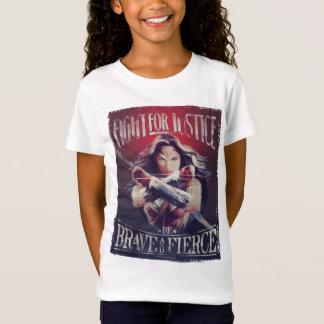 Wonder de Strijd van de Vrouw voor T Shirt