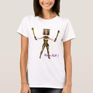 Wonder Fairy Princess, Swords - Insert YOUR Foto T Shirt